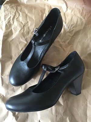 Chaussures Femme Salomé Babies Cuir 41 Somewhere Neuves