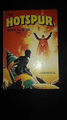 The Hotspur Book 1975 Vintage Annual Action/Adventure