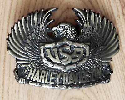 Harley Davidson USA  Belt Buckle