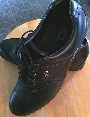 Mens, Leather Cg Sport, Callaway Golf Shoes Size 12 In Excellent Condition.