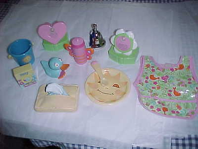 American Girl Bitty Baby Accessorie  Lot
