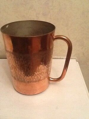 Copper Tankard