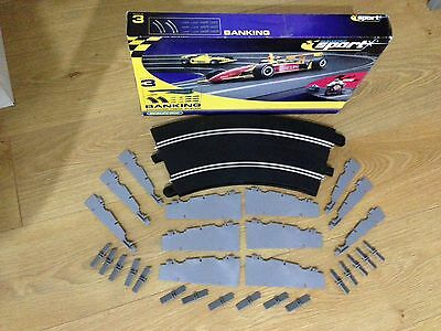 Scalextric Sport / Digital Banking Advanced Track System Radius 3 C8297