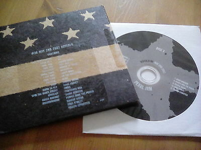 Official Bootleg Pearl Jam Buffalo 3 Disc set CD Live 2003 Tour Gig