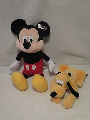 Disney Mickey Mouse plush Pluto Plush Stuffed toy