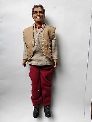 Official Take That Collection Mark Owen Doll Figure 1990's