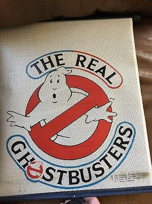 Vintage The Real Ghostbusters Sun Shade Car RV