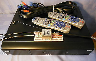 Bell HD 9242 PVR Receiver with Smart Card, Remotes & Cables