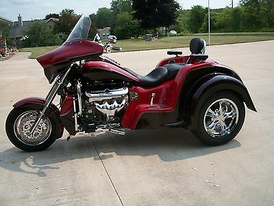 2012 Boss Hoss BHC-9 Coupe Trike  2012 Boss Hoss BHC-9 Coupe Trike