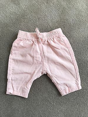 NWOT Country Road Baby Girls Pink Corduroy Pants: Size: 000 (0-3 Months)