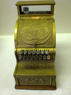 National Cash Register, Vintage Antique Collectible, Everything Works