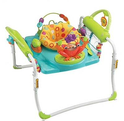 Fisher Price Baby First Steps Jumper ok RRP $65