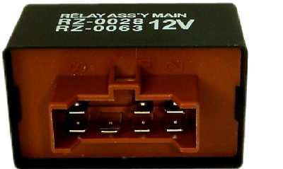 Main-Relay For Honda Civic Crx 1986-1991 New Fast Free Shipping