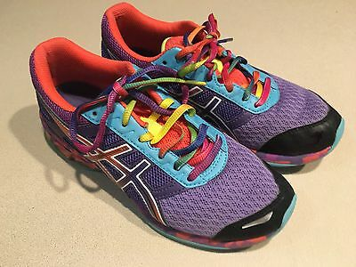 "ASICS Women's ""Gel-Frantic"" Multicolor Running Shoes Size 7"