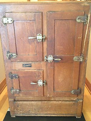 **Antique** Lorraine Ice Box (ORIGINAL)