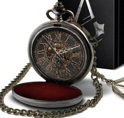 Assassins Creed Unity Arno's Pocket Watch Ubisoft Promo Item Excellent Condition
