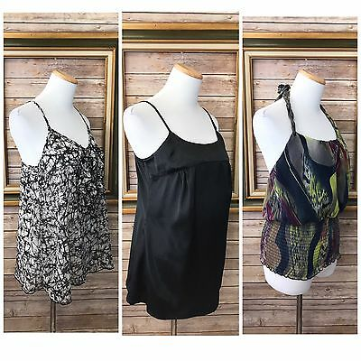 Forever 21, Charlotte Russe, and Bcih Lot of 3 Summer Fashion Tops Size M
