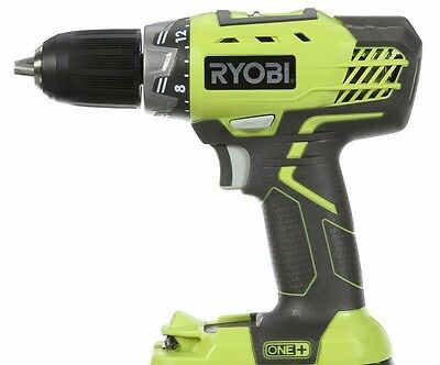 Ryobi One+ 18-Volt Lithium-Ion Drill/Driver - Brand New - TOOL ONLY P208B