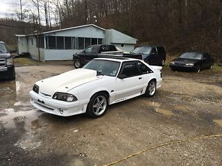 1992 Ford Mustang GT 1992 Mustang GT