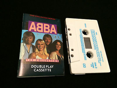 Abba The Collection Australian Cassette Tape
