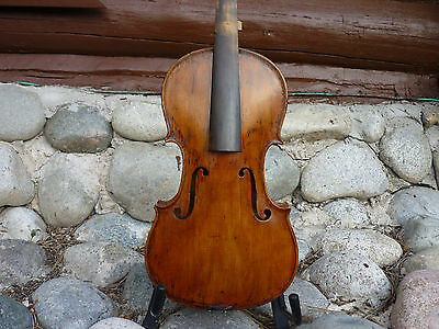 Antique Old Violin, Restored No Label