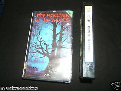 The Watcher In The Woods Australian Vhs Movie Pal Video Disney 1981