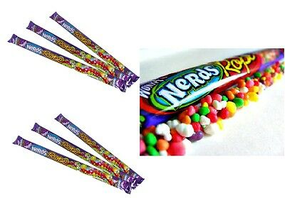 Bulk Lollies 12 Packs x Wonka Nerd Rope 25g Party Favors Candy Sweets Buffet