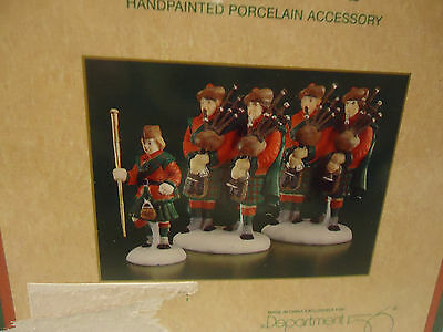 "Dept 56 "" TEN PIPERS PIPING """