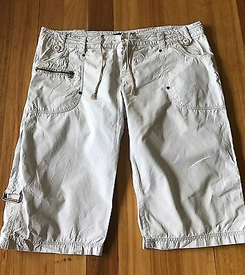 Belly Basics Maternity Shorts Size L