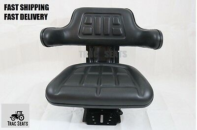 Ford / New Holland 4000 4100 4110 4600 4610 Universal Tractor Suspension Seat