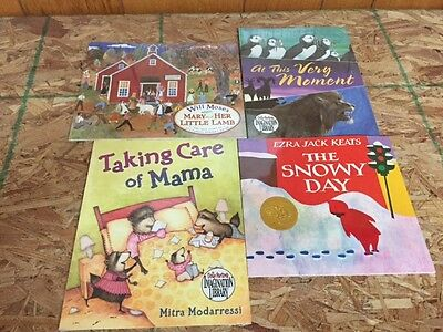 Lot Of 4 Imagination Library Children's Books #6011 FREE SHIPPING