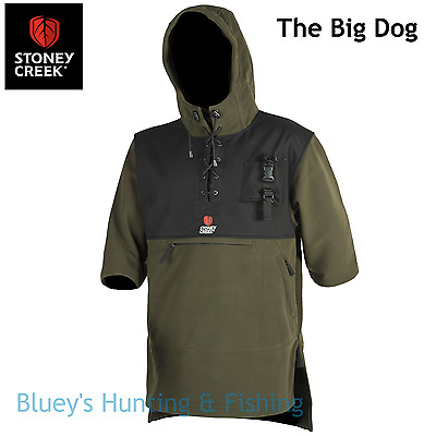 Stoney Creek THE BIG DOG Bayleaf hunting windproof Bush shirt; 2184