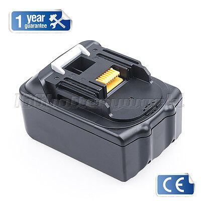 New 18V 3.0Ah Lithium Ion Battery For Makita Bl1830 Lxt Uk Latest Pack