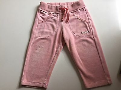 DKNY Baby Girls Pink Pants Size 12 Month