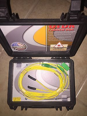 OTDR TEST FIBER LAUNCH BOX (Box 2)