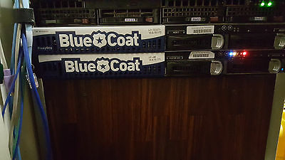 BLUECOAT PACKETEER PACKETSHAPER PS12000 (Price Lowered)