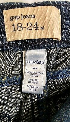 Baby Gap Jeans! 18-24 Months! Toddler Jeans!  BNWT!