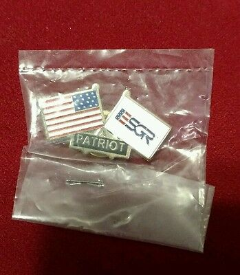 ESGR Patriot Award Pin ~ Employer Support Of National Guard & Reserve ~ USA
