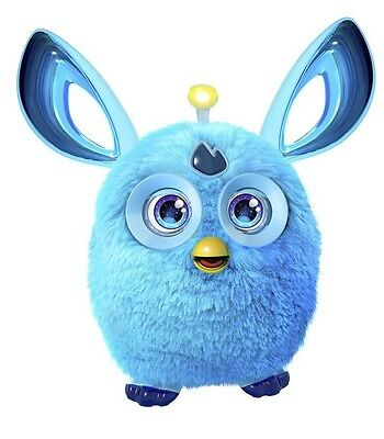 Furby Connect Blue Electronic Toy Pet Fast Postage