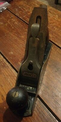 Vintage Stanley Bailey No. 3 smoothing plane