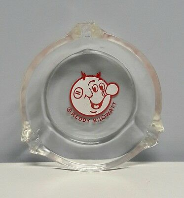 Reddy Kilowatt Ashtray