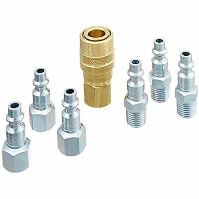 M Style Npt Coupler Air Hose Milton Foster Female Male Fittings Quick Connect