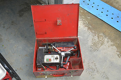 ROTABROACH  MAGNETIC DRILL 110v MAG DRILL, working order