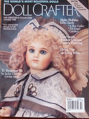 Doll Crafter- For Creators & Collectors October 1998