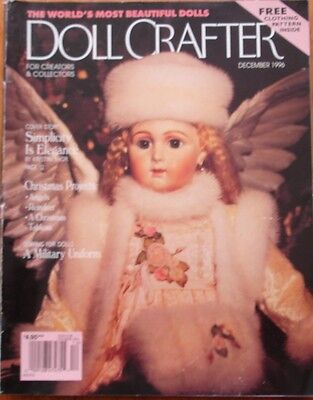 Doll Crafter- For Creators & Collectors December 1996