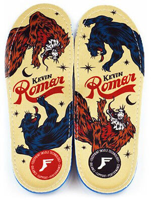 Footprint - Game Changers Kevin Romar Tiger Insoles