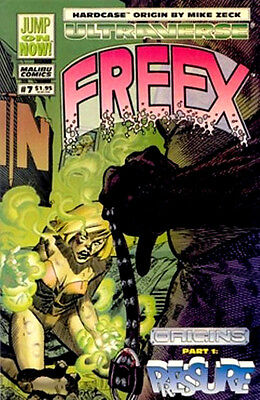 FREEX   { Malibu  -  Jan  1994 }   ORIGINS    ## 7  ## 8  ## 9  ## 10  ## 11