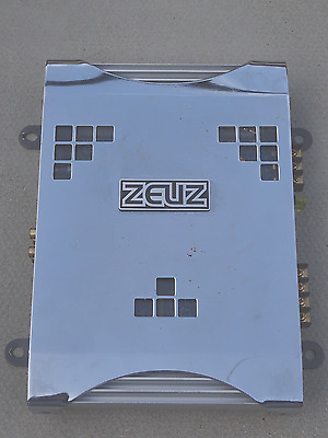 ZeuZ 250w 2 Channel Mosfet 12v Audio Amplifier For Car/Truck/Boat Etc.