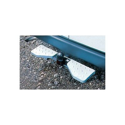 Double Tow Bar Step for Van & 4x4 with 4 hole fixing