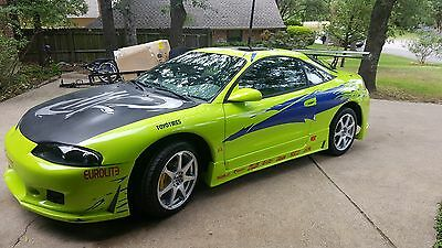 1997 Mitsubishi Eclipse GS-T Mitsubishi Eclipse GS-T Fast and Furious Brian O'Connor (Paul Walker) Replica